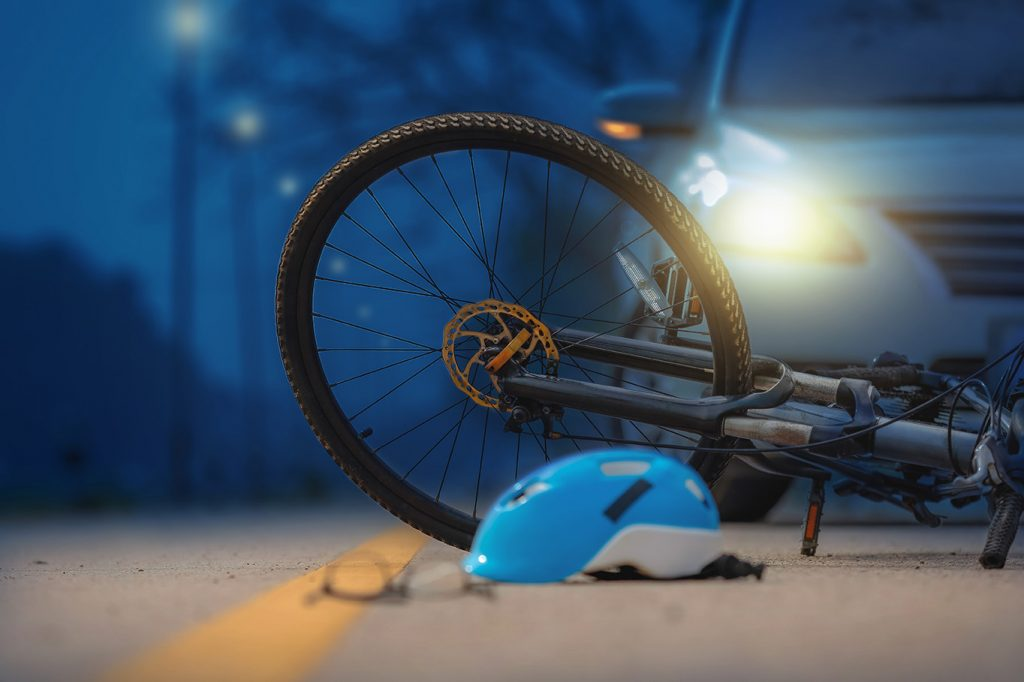cyclist accident claims